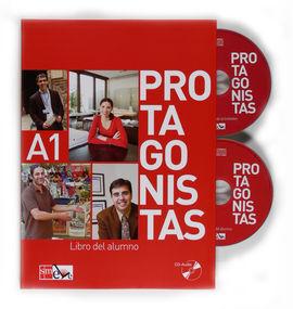 PROTAGONISTAS A1. LIBRO DEL ALUMNO [INTERNACIONAL]