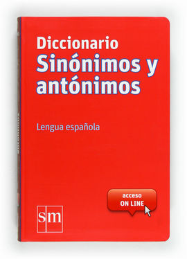 SINONIMOS GRANDE.DICCIONARIO 2012.SM