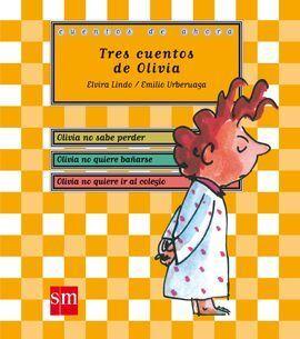 TRES CUENTOS DE OLIVIA