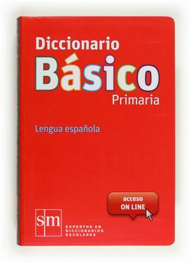 DICC.BASICO PRIMARIA 2012 (CON ACCESO ON-LINE)