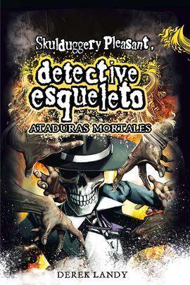 DETECTIVE ESQUELETO  V