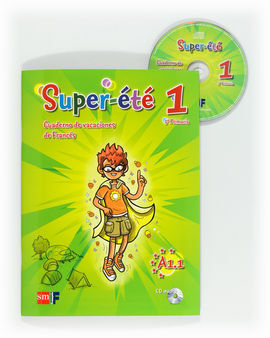 FRANCES-5EP.SUPER ETE.CAHIER DE VACANCES