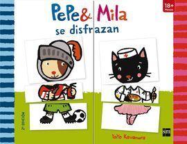 PEPE Y MILA SE DISFRAZAN
