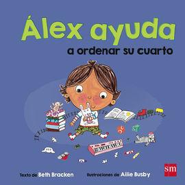 ALA.4 ALEX AYUDA A ORDENAR SU CUARTO