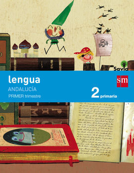 LENGUA 2  TRIMESTRES (ANDALUCIA)
