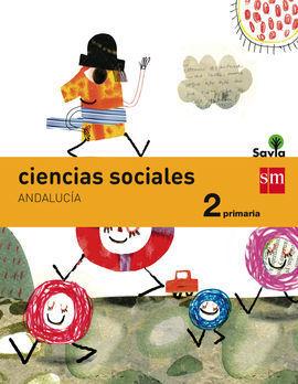 CIENCIAS SOCIALES 2ºEP INTEGRADO 15 ANDALUC.SAVIA