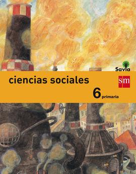 CIENCIAS SOCIALES. 6 PRIMARIA. SAVIA