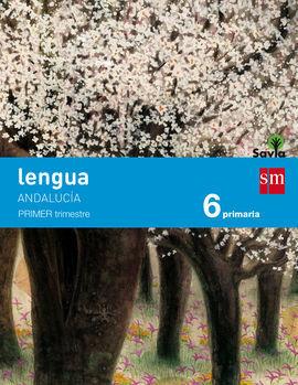 LENGUA 6 TRIMESTRES (ANDALUCIA)