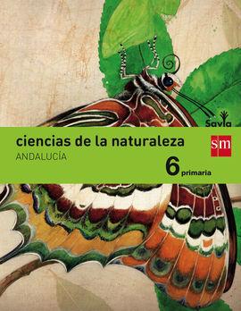 CIENCIAS NATURALEZA 6 INTEGRADO (ANDALUCÍA)
