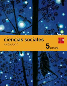 CIENCIAS SOCIALES 5 INTEGRADO (ANDALUCÍA)