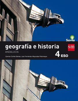 GEOGRAFIA HISTORIA 4ºESO ANDALUCIA SAVIA 16
