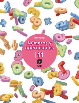 CUADERNO 5ª PRIM .NUMEROS Y OPERACIONES 11 17
