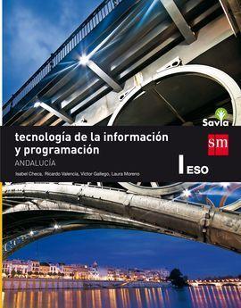 TECNOLOGÍA 2ºESO SAVIA ANDALUCÍA 2017