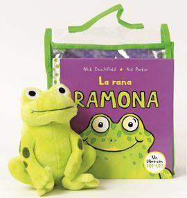 PACK LA RANA RAMONA