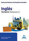 VOLUMEN 2 INGLES CUERPO DE PROFESORES