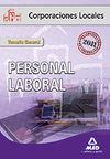 TEMARIO GENERAL 2011. PERSONAL LABORAL. CORPORACIONES LOCALES