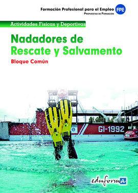 NADADORES DE RESCATE Y SALVAMENTO COMUN AFD