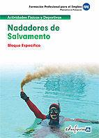 NADADORES DE SALVAMENTO. BLOQUE ESPECÍFICO