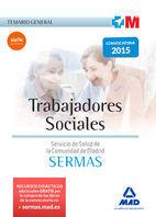 TRABAJADORES SOCIALES SERMAS TEMARIO GENERAL