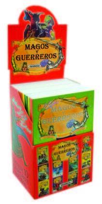 MAGOS Y GUERREROS