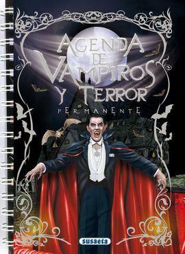 AGENDA VAMPIROS Y TERROR - 3
