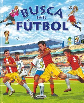BUSCA EN EL FUTBOL. REF:070-24