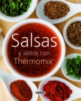 SALSAS Y ALIñOS CON THERMOMIX