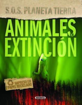 ANIMALES EN EXTINCION (S.O.S.