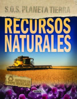 RECURSOS NATURALES    (S.O.S.