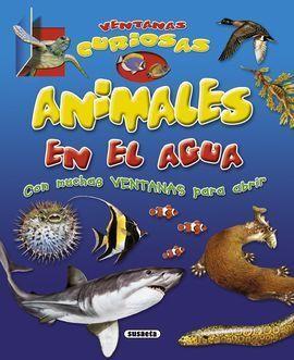 ANIMALES EN EL AGUA.(VENTANAS CURIOSAS).(REF:2369-01)