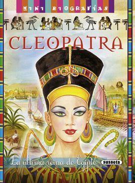 CLEOPATRA ULTIMA REINA DE EGIPTO