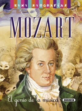 MOZART EL GENIO DE LA MUSICA