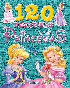 120 PEGATINAS PRINCESAS