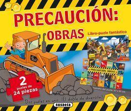 PRECAUCION: OBRAS