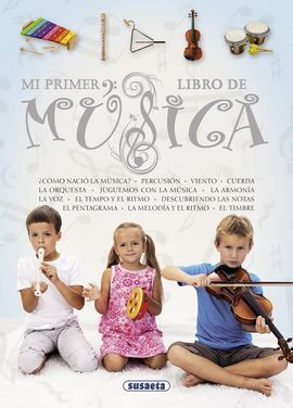 MI PRIMER LIBRO DE MUSICA