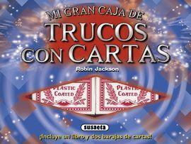 MI GRAN CAJA DE TRUCOS CON CARTAS