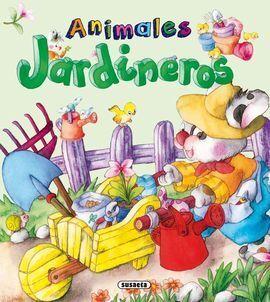 ANIMALES JARDINEROS