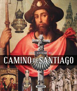 ATLAS ILUSTRADO DEL CAMINO DE SANTIAGO