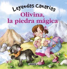 OLIVINA LA PIEDRA MÁGICA