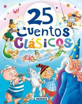 25 CUENTOS CLíSICOS