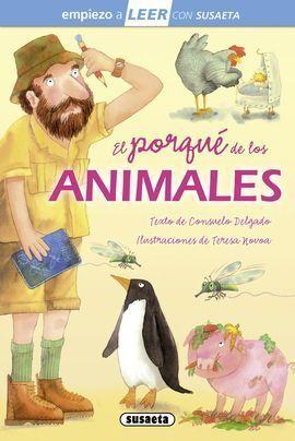 EL PORQUÉ DE LOS ANIMALES