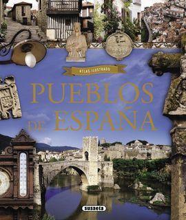 ATLAS ILUSTRADO PUEBLOS DE ESPAÑA