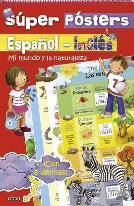 MI MUNDO Y LA NATURALEZA/ESPAÑOL-INGLÉS