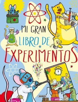 MI GRAN LIBROS DE EXPERIMENTOS