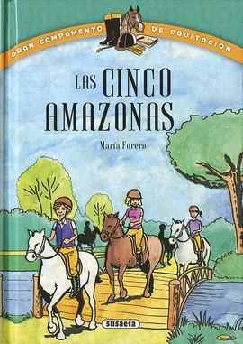 LAS CINCO AMAZONAS