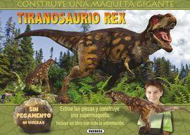 TIRANOSAURIO REX (MAQUETAS GIG