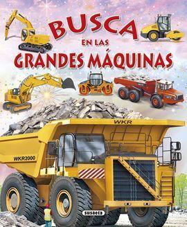 BUSCA EN LAS GRANDES MÁQUINAS