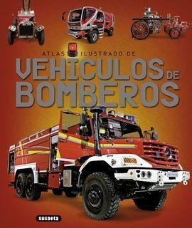 ATLAS ILUSTRADO DE VEHÍCULOS DE BOMBEROS