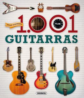 ATLAS ILUSTRADO 1.001 GUITARRAS