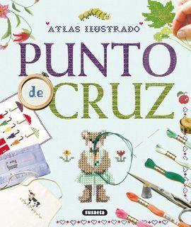 ATLAS ILUSTRADO PUNTO DE CRUZ
